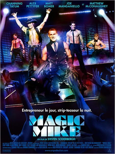[MULTI] Magic Mike (2012) [Multi-Langues][DVD9 PAL]