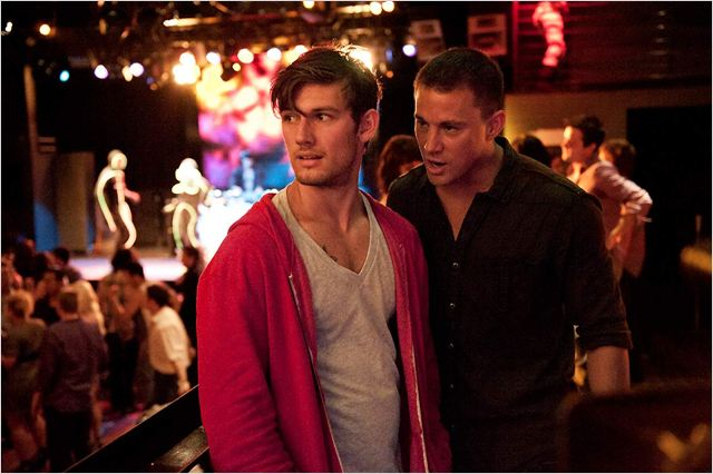 Magic Mike : photo Alex Pettyfer, Channing Tatum