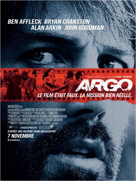 Argo |FRENCH| [BDRip] [1CD]