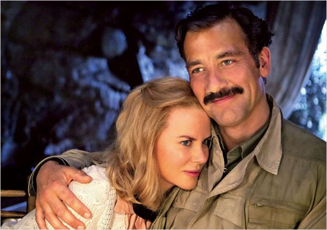 Hemingway and Gellhorn : Photo Clive Owen, Nicole Kidman