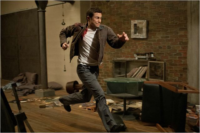 Looper : photo Joseph Gordon-Levitt