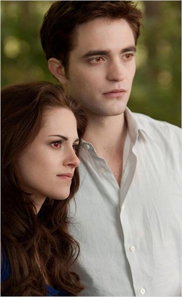 Twilight - Chapitre 5 : Révélation 2e partie : photo Bill Condon, Kristen Stewart, Robert Pattinson, Stephenie Meyer