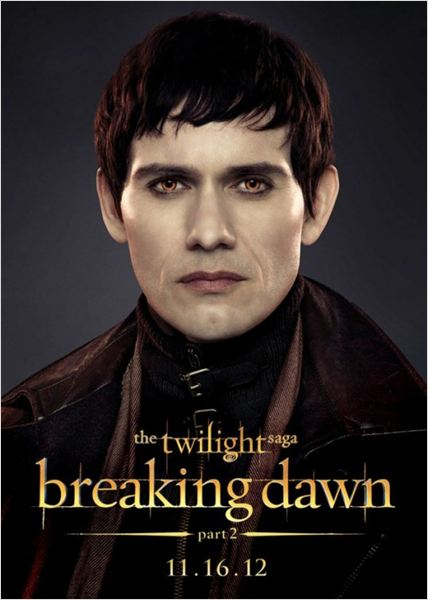 Twilight - Chapitre 5 : R&#233;v&#233;lation 2e partie : affiche Bill Condon, Christian Camargo, Stephenie Meyer