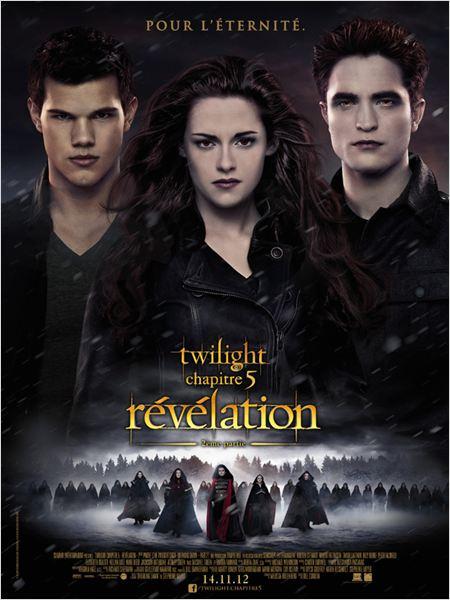 Twilight   Chapitre 5 : Révélation 2e partie streaming vf