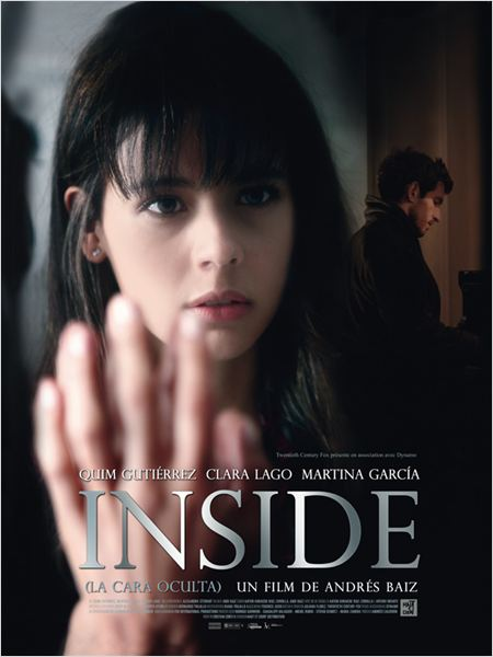 Inside : affiche