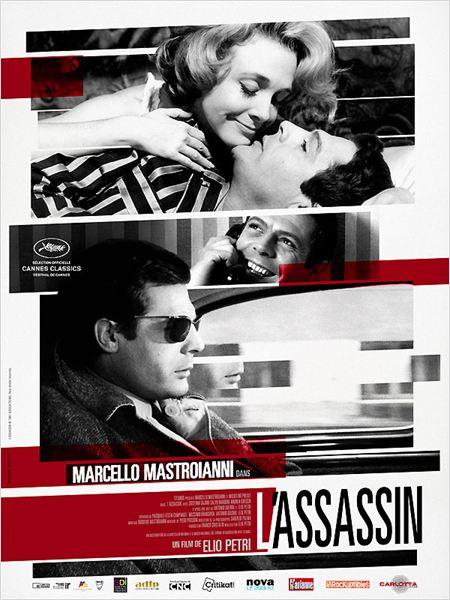 L' Assassin : affiche