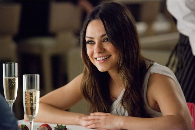 Ted : photo Mila Kunis