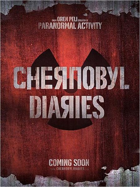 Chroniques de Tchernobyl : affiche