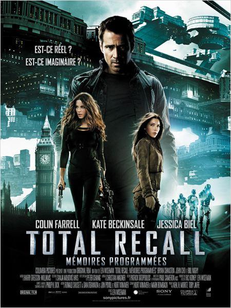 Total Recall Mémoires Programmées (2012) [MULTI] [DVD-R PAL]
