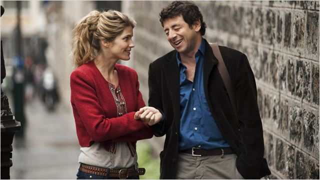 Paris Manhattan : photo Alice Taglioni, Patrick Bruel
