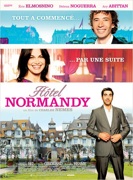 Hotel Normandy : Affiche
