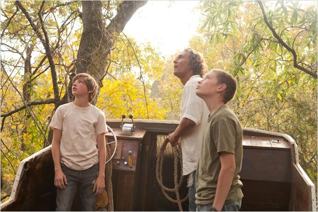 Mud - Sur les rives du Mississippi : Photo Matthew McConaughey, Tye Sheridan
