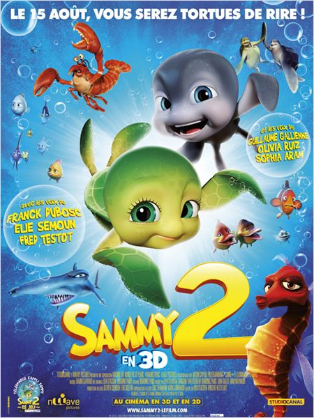 Sammy 2 | FRENCH MP4 |BRRiP AC3 | MULTI