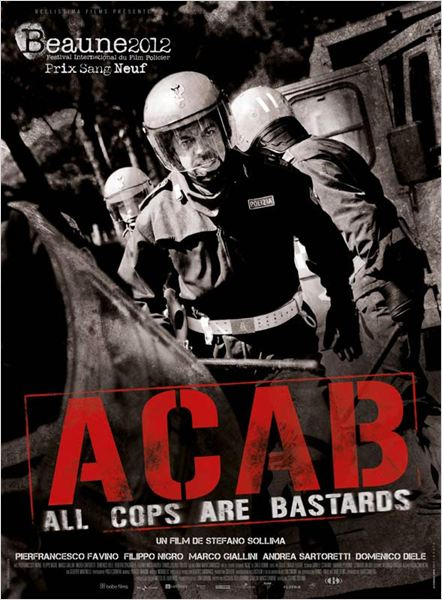 A.C.A.B.: All Cops Are Bastards [DVDRiP] [MULTI]