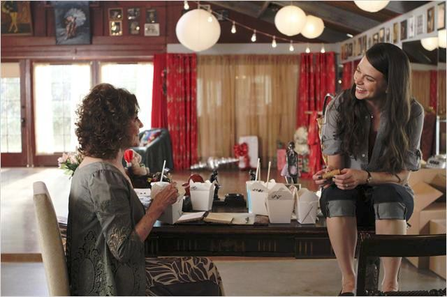 Bunheads : photo Kelly Bishop, Sutton Foster