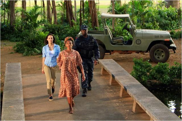 Last Resort : photo Andre Braugher, Camille de Pazzis, Elisa White