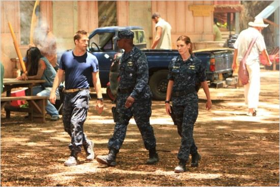 Last Resort : photo Andre Braugher, Daisy Betts, Scott Speedman