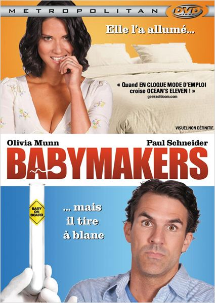 The Babymakers (2012) [FRENCH] [DVDRiP] XviD-ARTEFAC
