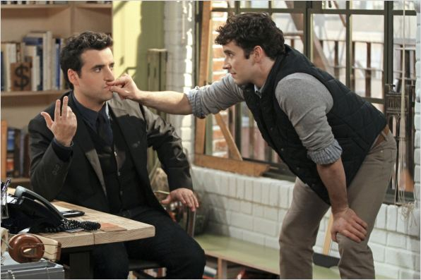 Partners (2012) : photo David Krumholtz, Michael Urie