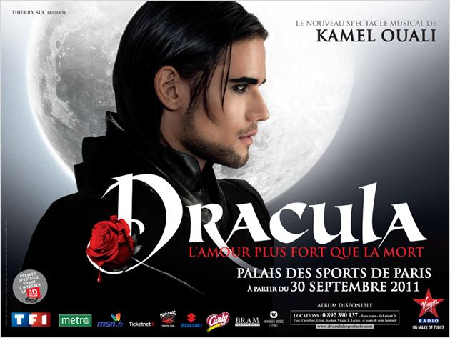 Dracula (C&#244;t&#233; Diffusion) : affiche