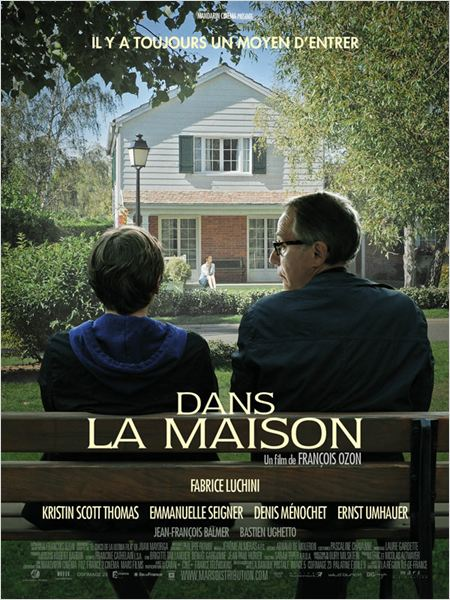 Dans la maison (2012) [FRENCH] [DVDRiP 1CD]