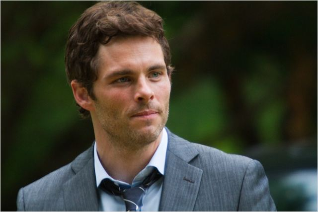 Robot and Frank : Photo James Marsden