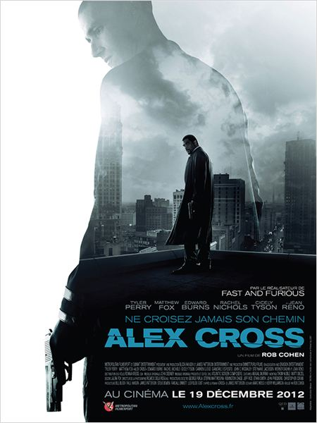 Alex Cross (2012) [FRENCH] [BRRiP 1CD]