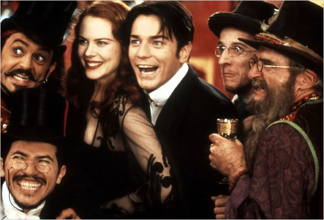 Moulin Rouge ! : Photo Ewan McGregor, Garry McDonald (II), Jacek Koman, John Leguizamo, Matthew Whittet