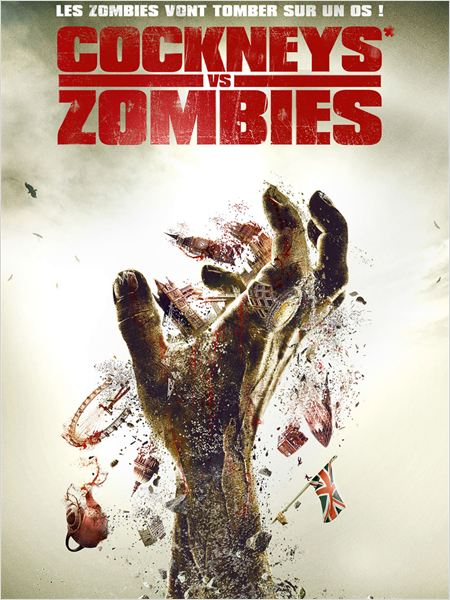 Cockneys vs. Zombies affiche