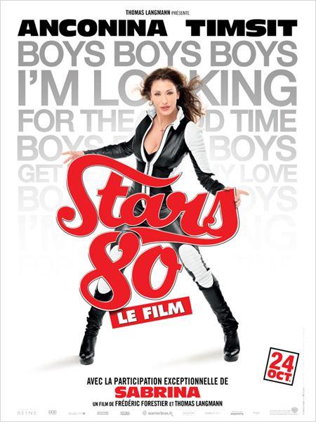 Stars 80 : Affiche Frédéric Forestier, Sabrina