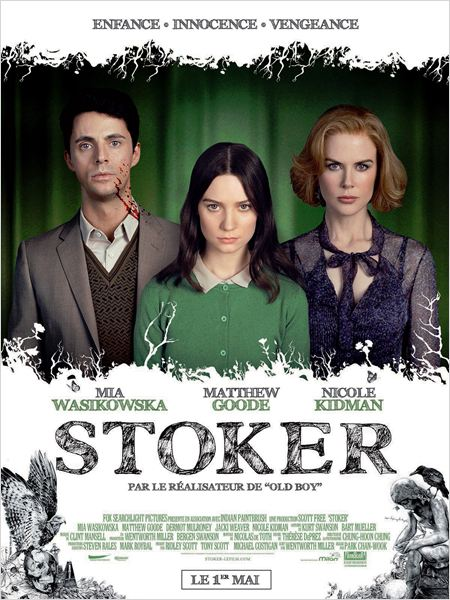 Stoker (2013) [FRENCH][DVD-R]