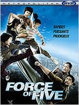 Force Of Five [TRUEFRENCH][DVDRIP]
