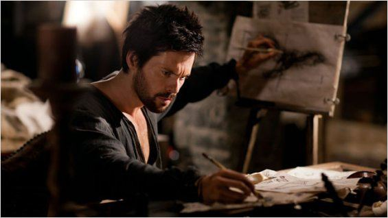 Da Vinci's Demons : photo Tom Riley