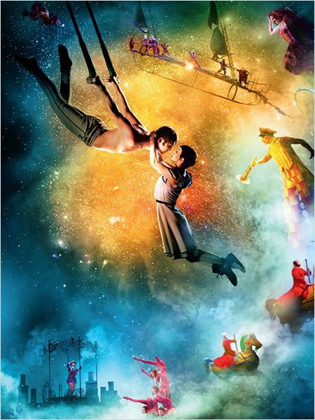 Cirque du Soleil : le voyage imaginaire (2013) [FRENCH] [DVDRiP 1CD / BDRiP ...