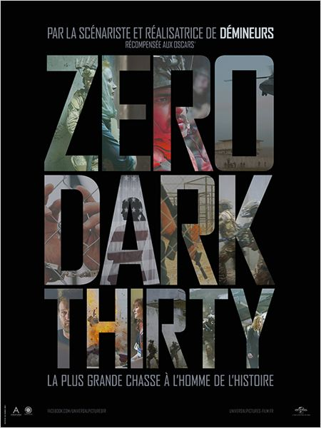 [Multi] Zero Dark Thirty |TRUEFRENCH SUBFORCED|[BRRip]