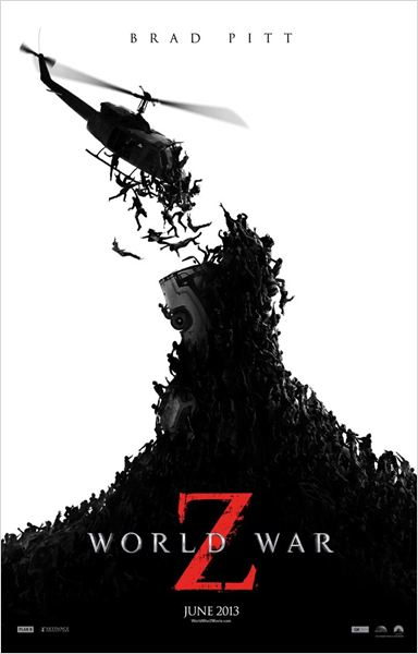 World War Z : Affiche