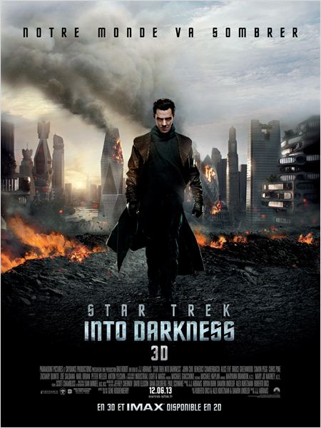 Affiche : Star Trek Into Darkness