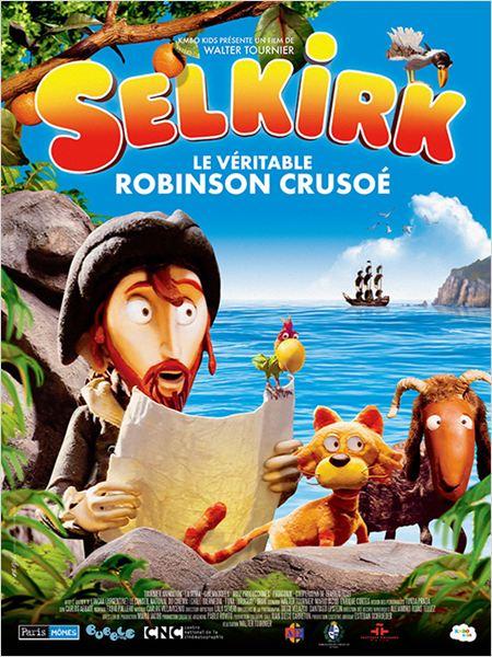 Selkirk, le véritable Robinson Crusoé ddl