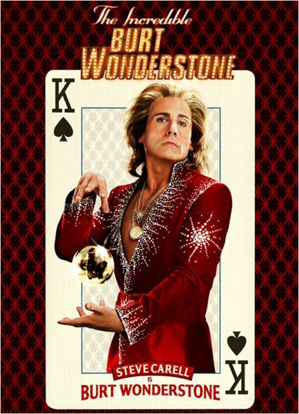 The Incredible Burt Wonderstone ddl