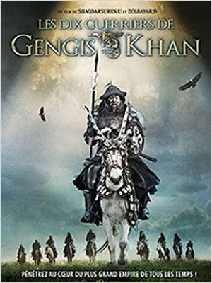 Les Dix guerriers de Gengis Khan [Multi-Langues][DVD-R]