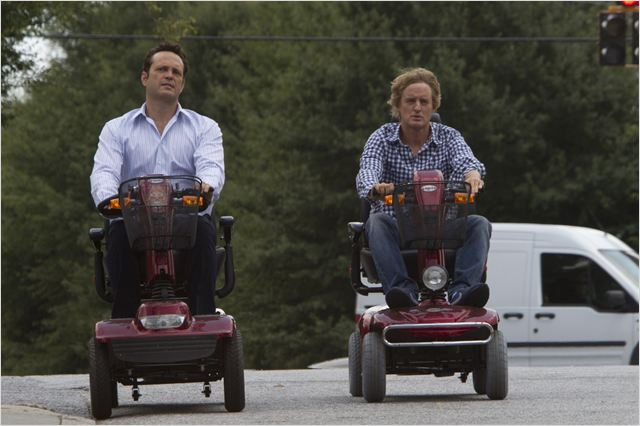Les Stagiaires : Photo Owen Wilson, Vince Vaughn