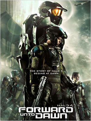Halo 4 : Forward Unto Dawn