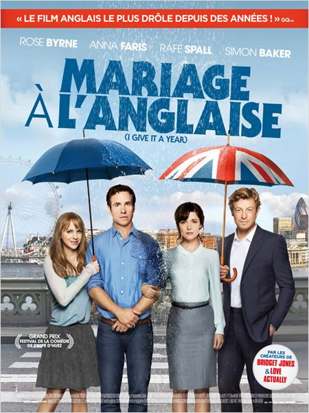 Mariage  l'anglaise