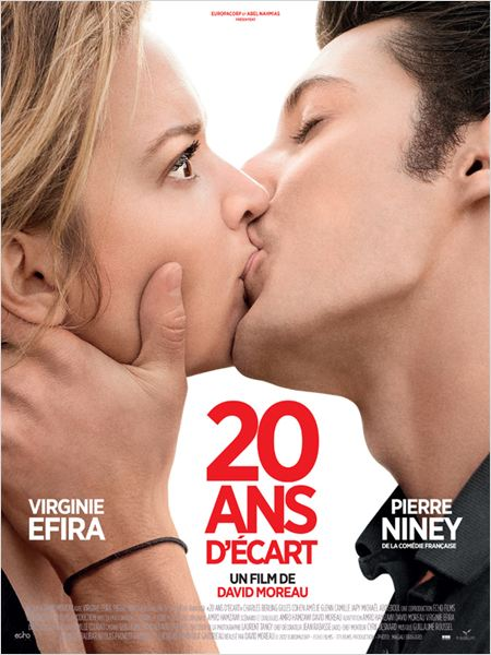 20 ans d'cart : affiche