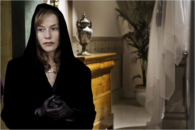 La Belle endormie : photo Isabelle Huppert