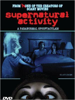 Supernatural Activity [DVD-R|PAL] [MULTI]