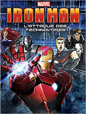Iron Man : L&#039;attaque des Technovores [FRENCH DVDRiP] 