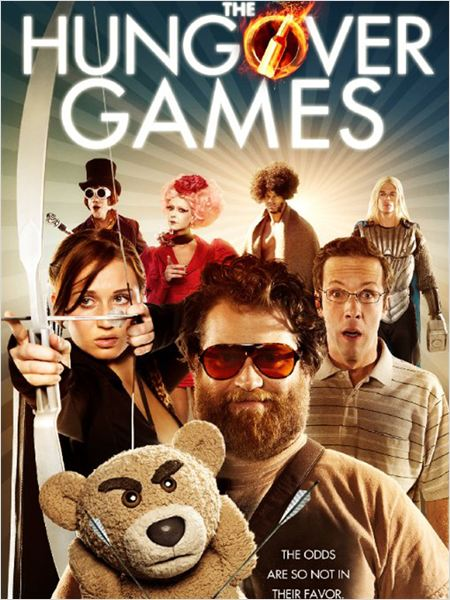 Films Divx • [MULTI] The Hungover Games [DVDRIP]