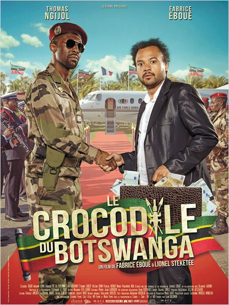 Le Crocodile du Botswanga [BRRiP] [MULTI]