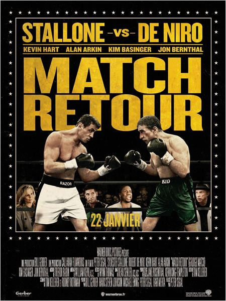 Match retour [TRUEFRENCH] [HDRiP MD]